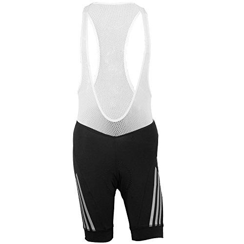 Adidas Supernova BIB Shorts W F87535 Damen Shorts / Radsporthose / Radhose / Tight Schwarz M