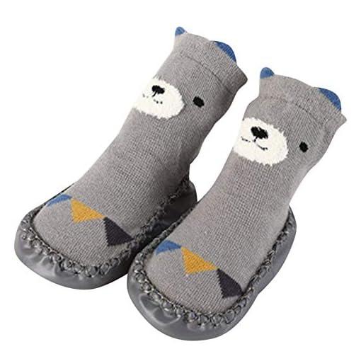55dccf6099c06 Amyline Baby Slipper Socks Baby Girls Boys Socks Toddler Cotton ...
