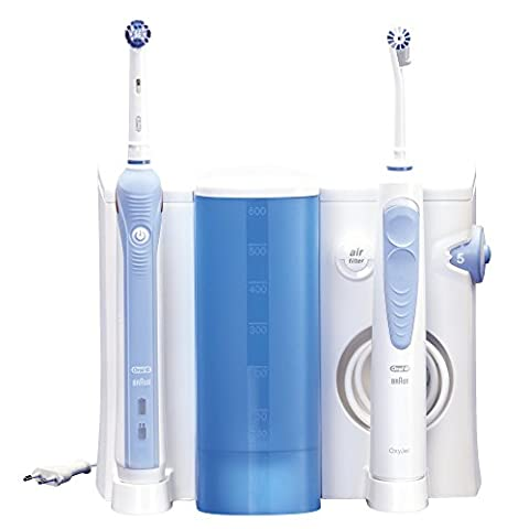 Oral-B - 99569276 - Combiné Dentaire - Professional Care - Oxyjet +1000