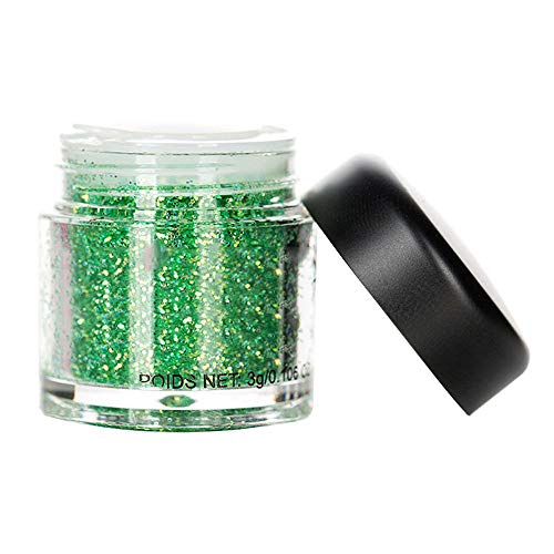 Refaxi Pigment Cosmétique De Peigne Ombre à Paupières Ombre à Paupières De Poudre De Maquillage Professionnel (06#)