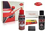 #10: Com-Paint Scratch Remover Value pack kit for Maruti Suzuki Cars - Blazing Red (With Keychain)