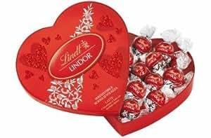 Lindt Lindor Amour Heart Box 160g