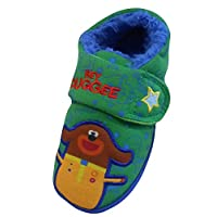 Wlamb Hey Duggee Hugs Boys Slippers