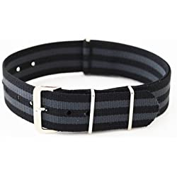 Regimental NATO Strap 20mm James Bond