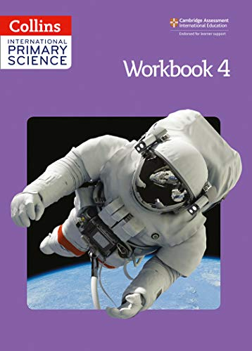 Collins International Primary Science – International Primary Science Workbook 4