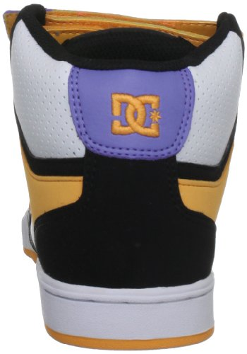 DC Shoes - Ctas Speciality, Sneaker Donna Black/Blazing Orange