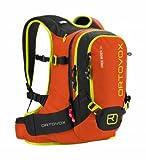 Ortovox Unisex Lawinenrucksack Free Rider, Crazy Orange, 55 x 27 x 20 cm, 26 L, 4674200007