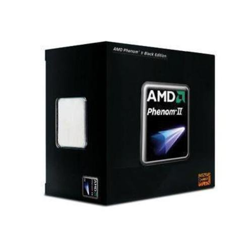 AMD Sockel AM3 Phenom II X4 970 Black Edition Box Prozessor (3500MHz, L2/L3-Cache)