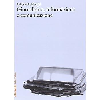 Giornalismo, Informazione E Comunicazione