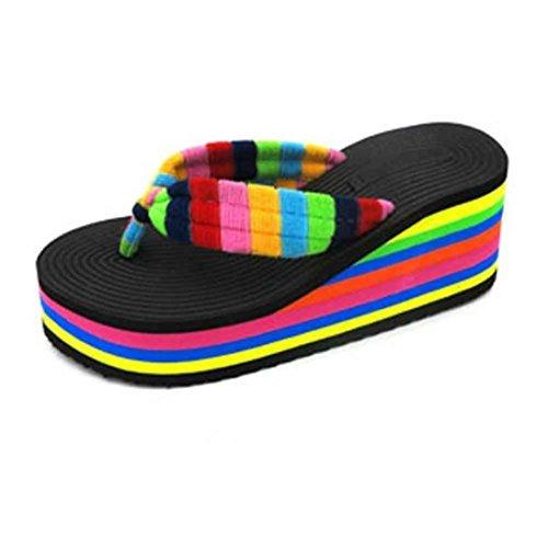 saingacer-sandales-dete-femmes-pantoufle-indoor-outdoor-chaussures-de-plage-flip-flops-noir-3925cm-9