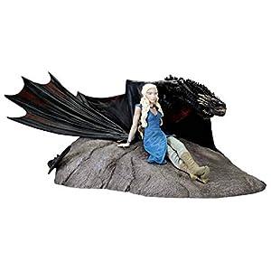 Dark Horse - Estatua de resina Game of Thrones Daenerys Targaryen y Drogon (28574) 7