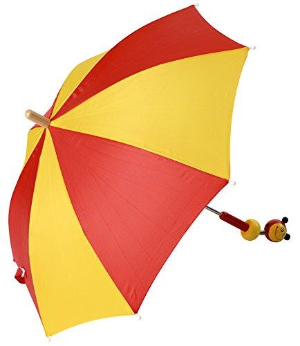 Beluga Spielwaren 70920 - Kinder Regenschirm Marienkäfer