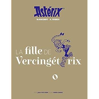 Astérix - La Fille de Vercingétorix - n°38 - Artbook
