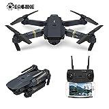 EACHINE Drone con Telecamera, E58 Pieghevole Drone con WiFi FPV HD 720P App...
