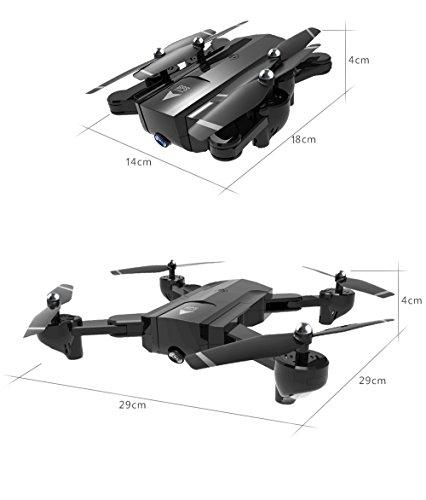 Godyluck 2 en 1 Drone Cargador de bater/ía para CSJ-X7 Bestia SG906 X193 Accesorios de Carga r/ápida RC