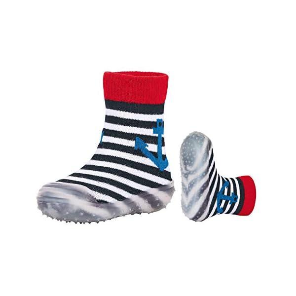 Sterntaler Adventure-Socks Anker, Zapatillas Impermeables para Niños 1