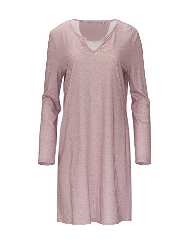 Damen Nachthemd Altrosa