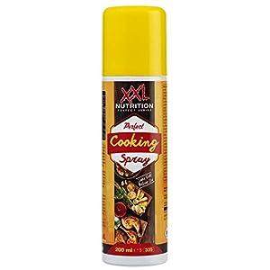 XXL Nutrition Perfect Cooking Spray Original | Sprühöl Zum Kochen | Bratspray Kaloriensparend 200ml