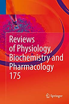 Reviews Of Physiology, Biochemistry And Pharmacology, Vol. 175 por Bernd Nilius epub