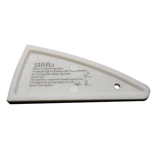 Silikon Glättespachtel SILIFIX » Premium Line « Silicon-Spachtel für Abspritzkanten