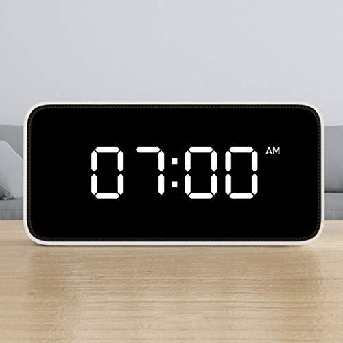 Bureze Reloj Despertador Inteligente de Voz para Xiaomi xiaoai de la Marca
