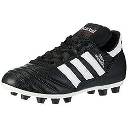 adidas Copa Mundial, Scarpe da Calcio Uomo, Nero (Black/Running White Ftw), 42 2/3