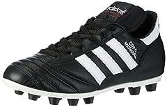 Idea Regalo - Adidas Copa Mundial, Scarpe da Calcio Uomo, Nero (Black/Running White Ftw), 41 1/3 EU