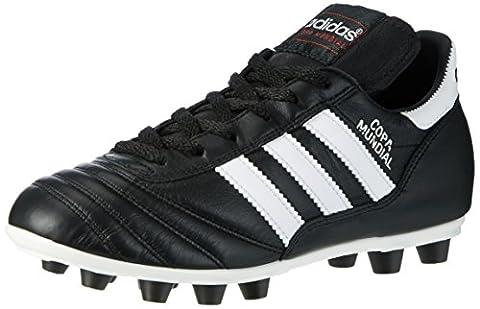 adidas Copa Mundial, Herren Fußballschuhe, Schwarz (Black/Running White Ftw), 44 2/3 EU