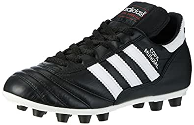 Adidas Copa Mundial, Unisex Adults Football Competition Shoes, Black (Black/Running White Ftw), 13.5 UK (49 1/3 EU)