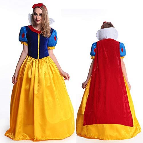 Sttsale Halloween Kostüm Mädchen, Halloween Schneewittchen Rock, Ballett Dress Film Erwachsene ds weibliche kostüm, Halloween Party kostüm,S
