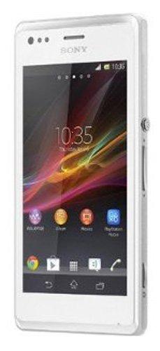 Sony Xperia M (Single SIM, White)