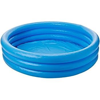 Intex 59416 3 bague de piscine bleu jeux et jouets for Piscine intex amazon