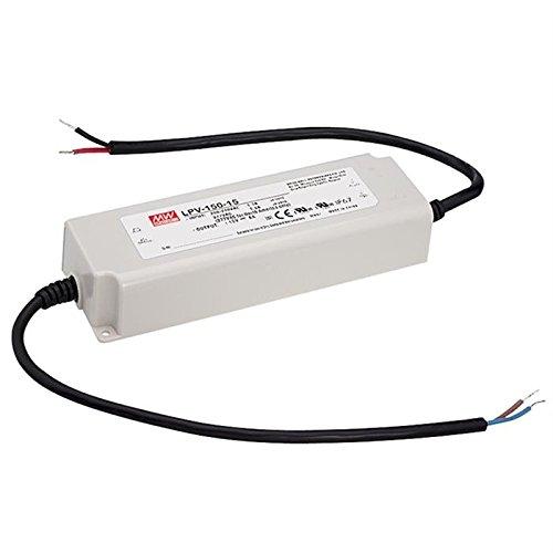 LED Netzteil 151W 24V 6,3A ; MeanWell, LPV-150-24 ; Schaltnetzteil