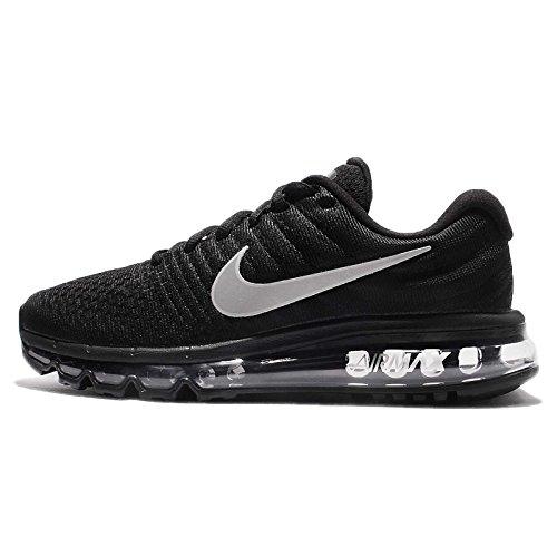 Nike 849560-001, Chaussures de Sport Femme Noir