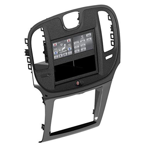 Scosche ITCCR01B 2015 - up Chrysler 300 Integrated Touch Control Kit (Mattschwarz) -
