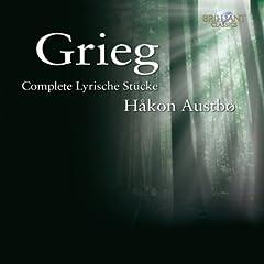 Lyric Pieces, Op. 12: No. 7, Album-Leaf