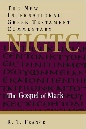 The Gospel of Mark: A Commentary on the Greek Text (New International Greek Testament Com (Eerdmans)) por R. T. France
