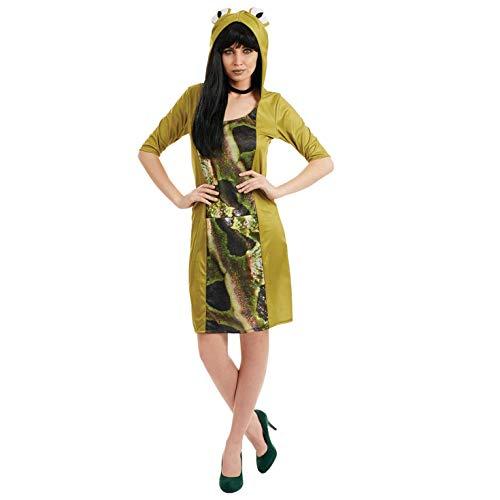 Fun Shack Damen Costume Kostüm, Frosch, Größe - Niedliche Märchen Kostüm Frauen