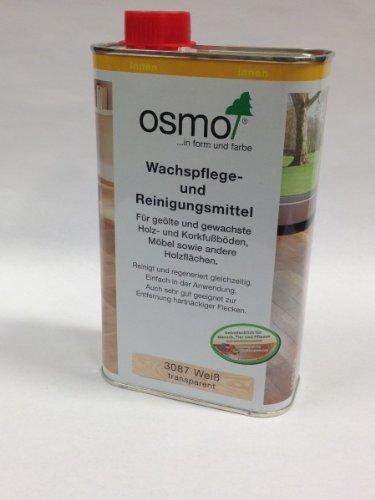 OSMO Wachspflege- und Reinigungsmittel 3087 weiß 1L