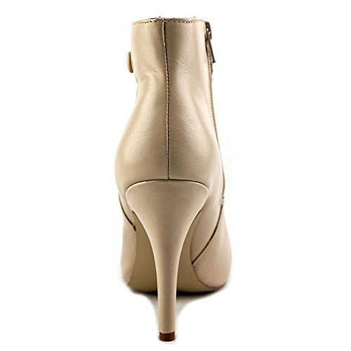 Nine West Go With It Cuir Bottine Win Wht
