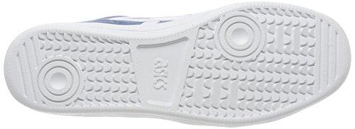 Asics Herren Percussor TRS Sneaker, Birch/White Blau (Provincial Blue/white 4201)