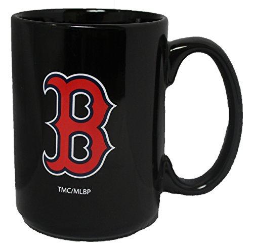 Memory Company Boston Red Sox 444ml Schwarz Keramik Kaffee Tasse