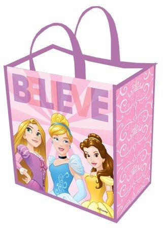 unzel, Cinderella und Belle Glauben Tasche ()