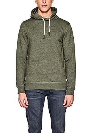 ESPRIT Herren Sweatshirt 018EE2J003 Grün (Green 310) Medium