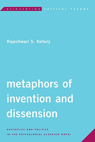 Metaphors Of Invention And Dissension Aesthetics And Politics In