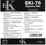 Easy Karaoke EK EKi-76 EKi76 Express Hits Karaoke Disc Charts 2013 -