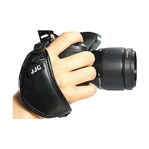 Courroie de Main cuir véritable pour boîtier reflex numériques Nikon