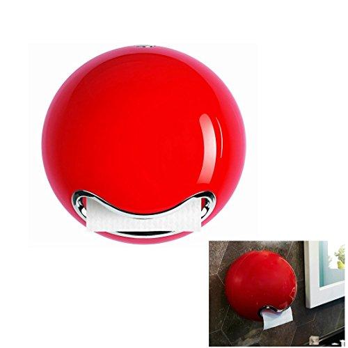 toilettenpapierhalter-papierhalter-kleben-rot