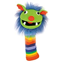 The Puppet Company - Sockettes - Rainbow Hand Puppet
