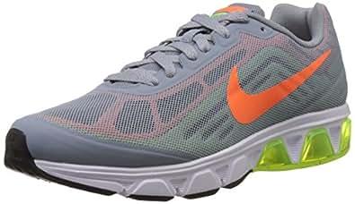 Nike Men's Air Max Boldspeed Dove Grey,Total Orange,Vlt,Wht  Running Shoes -8 UK/India (42.5 EU)(9 US)